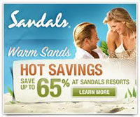 Honeymoon Packages from Sandals